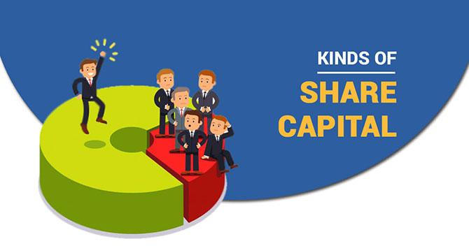 Kinds-of-Share-capital