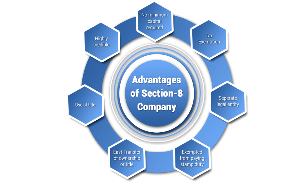 Advantages of Section 8 Company Registration
