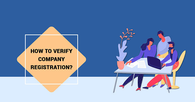 validate the Company Registration number