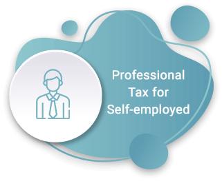 Professional Tax self-employed