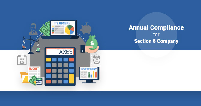Annual Compliance for Section 8 Company