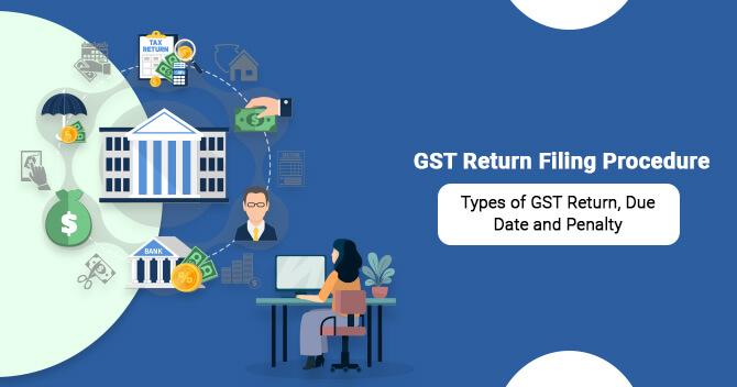 GST Return Filing Procedure