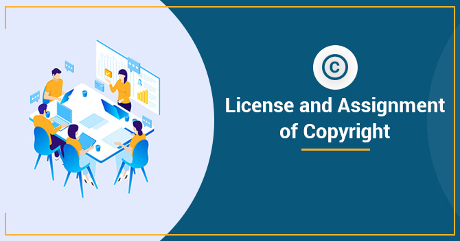 License and Assignment of Copyright