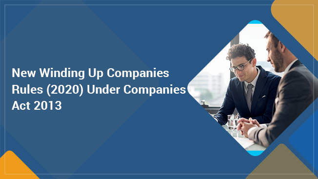 New Winding Up Companies