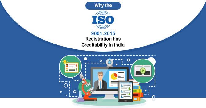 Online ISO Registration