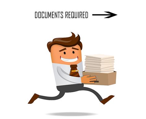 documents required Central FSSAI license