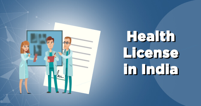 Health License in India
