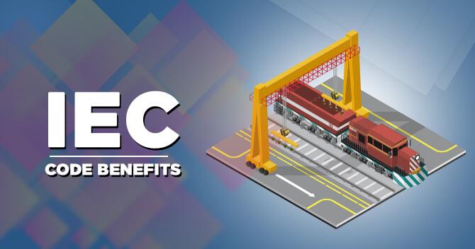 IEC Code's Benefits