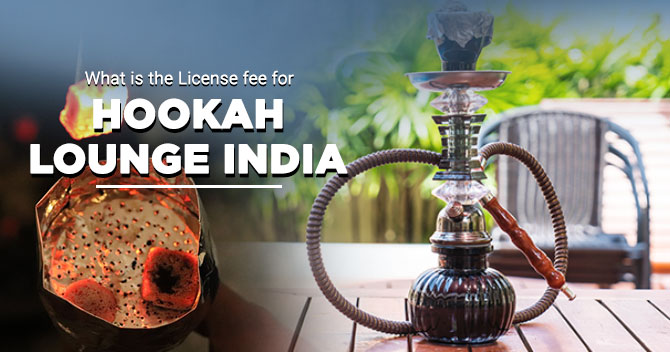 Hookah lounge license