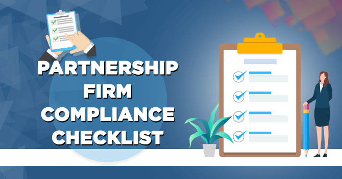 Partnership Firm Registration and Annual Compliances