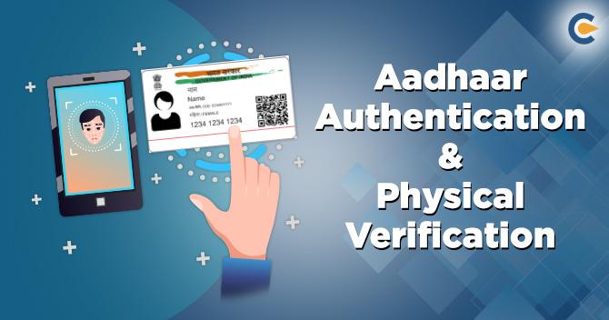 Aadhar Based Authentication