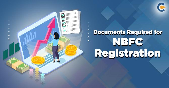 NBFC Registration Documents