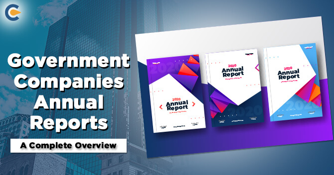 Government Companies Annual Report