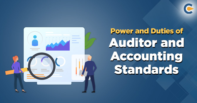 Power and Duties of Auditor