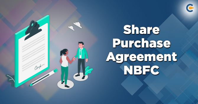 Share Purchase Agreement in NBFC