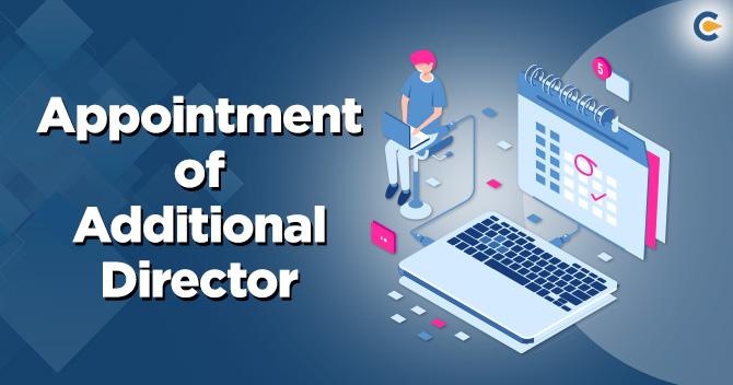 Additional Director