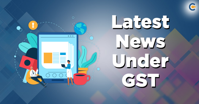 Changes In GST Due To COVID 19