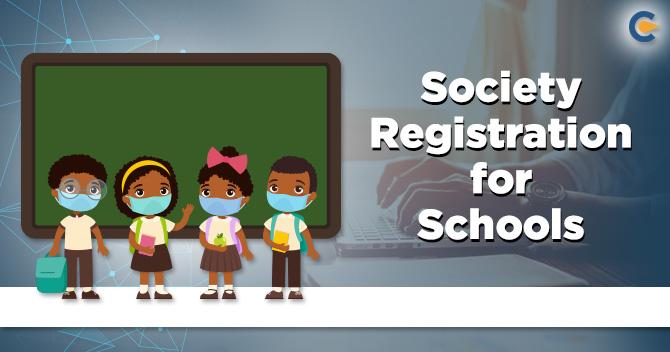 Society Registration for School