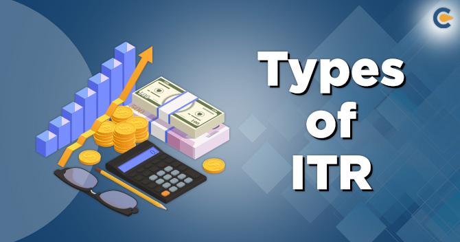 Types of ITR