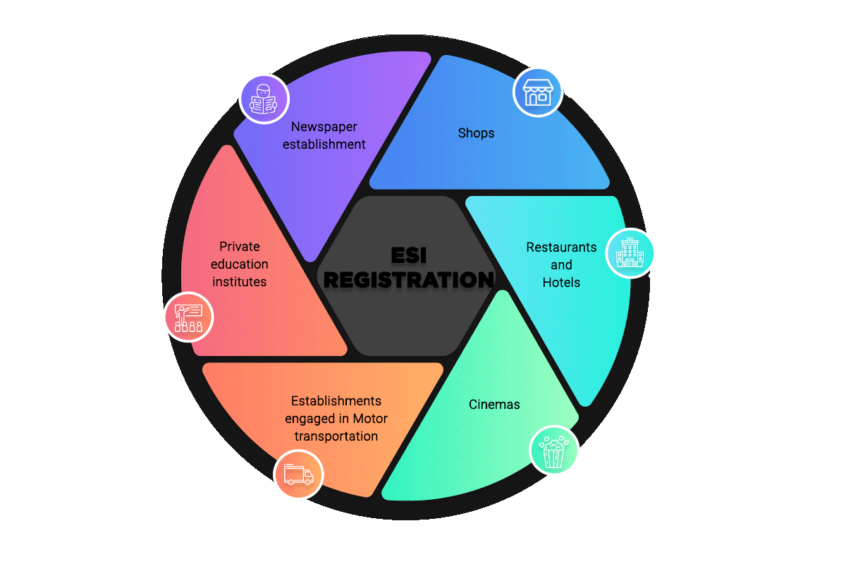 Eligible Entities for ESI Registration