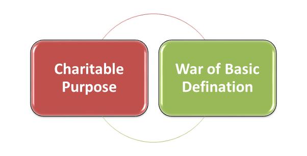 Charitable Purpose