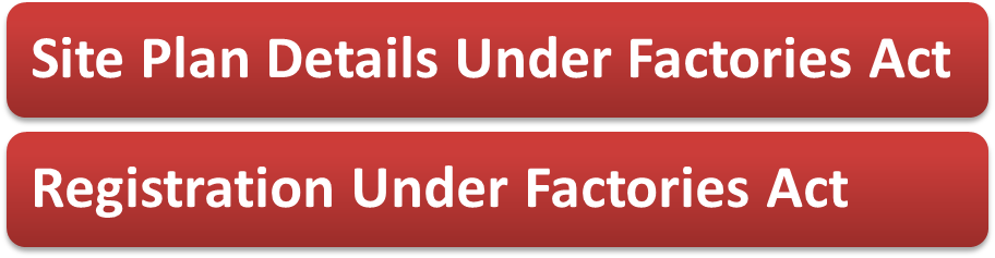 Factory license registration process