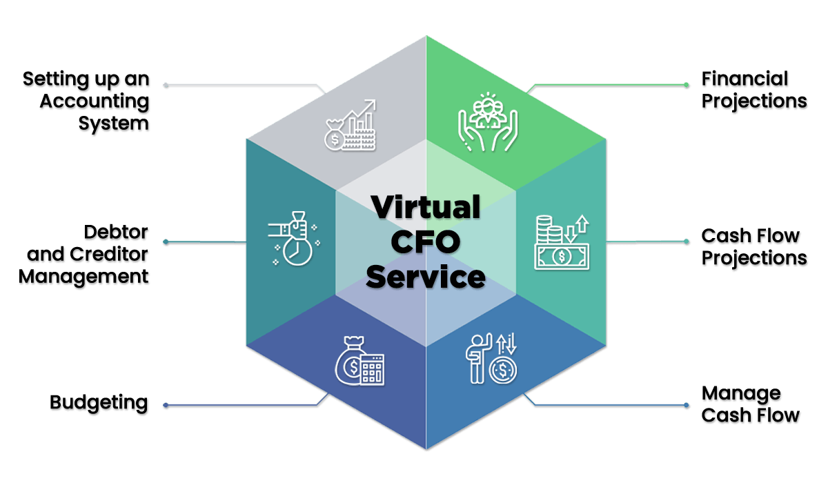 Virtual CFO Services will assist you