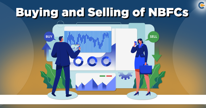 Buying and Selling of NBFCs in India