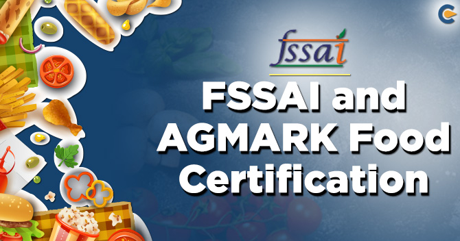 Difference between FSSAI and AGMARK Food Certification