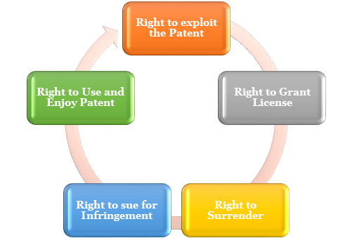 Rights of Patentee