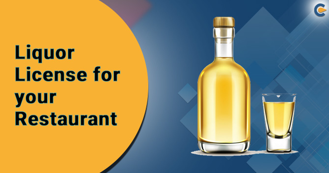 Liquor License for your Restaurant