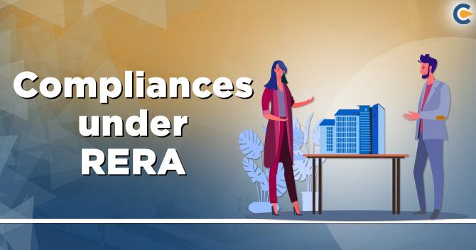 Compliances under RERA