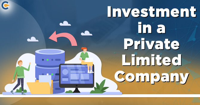 Investment in a Private Limited Company