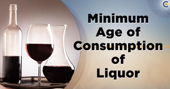 consumption of liquor