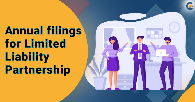 Annual filings for Limited Liability Partnership