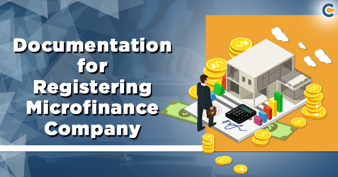 Document for Registering Microfinance Company