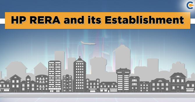HPRERA and its Establishment
