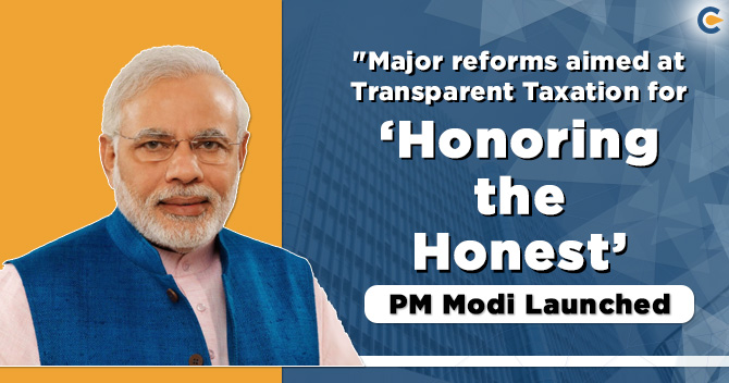 Honoring-the-Honest-PM-Modi-launched