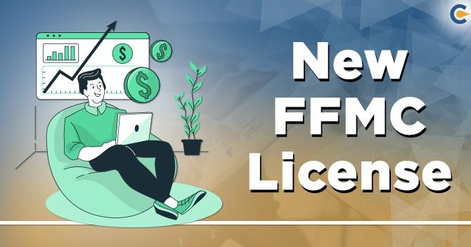 New FFMC License