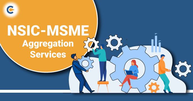 NSIC-MSME Aggregation Services