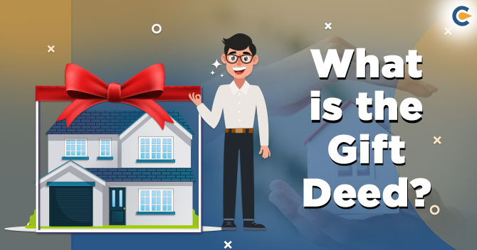 What is the Gift Deed