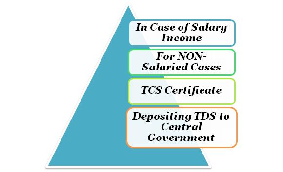 TDS Return Filing Certificates