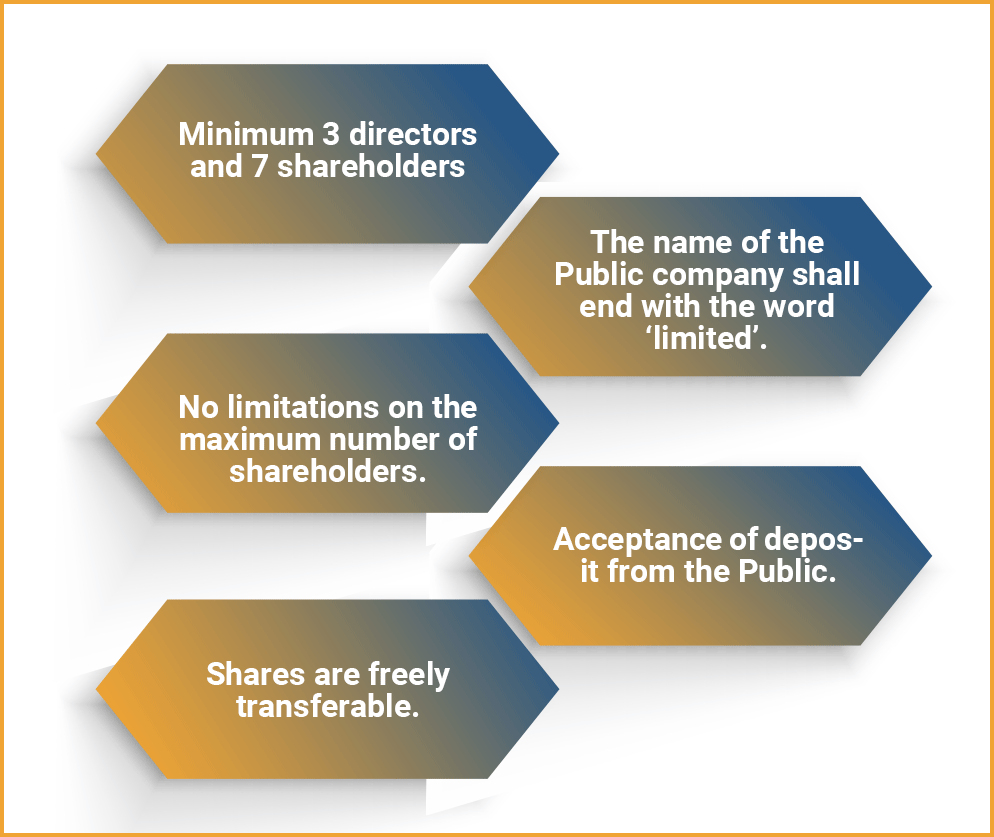 Annual Compliances of Public Company