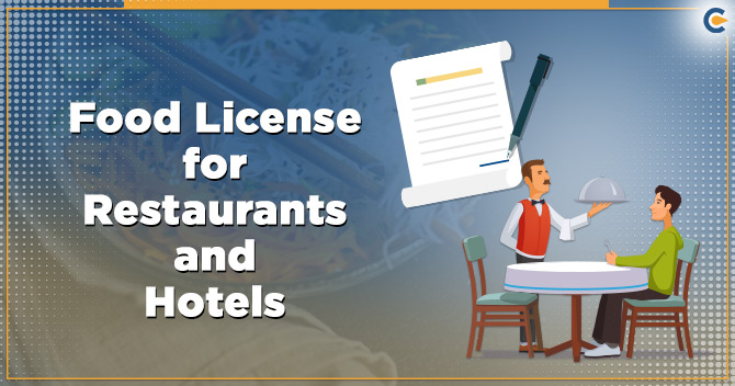 Food License for Restaurants