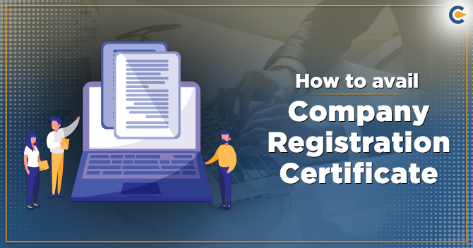 How to Avail a Company Registration Certificate