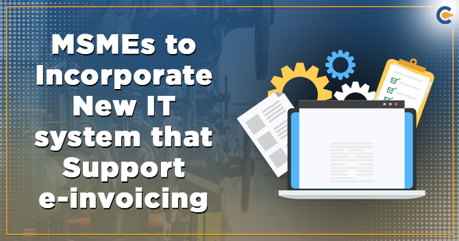 Support e-invoicing