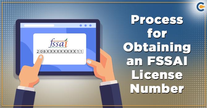 FSSAI License Number
