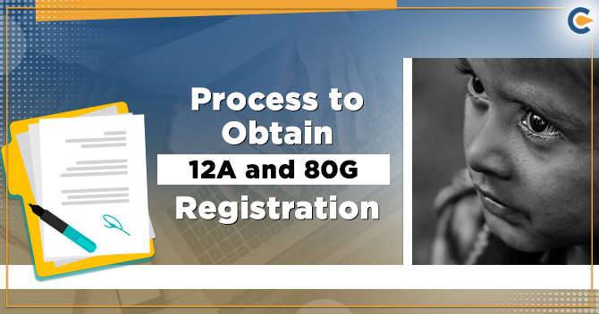 12A and 80G Registration