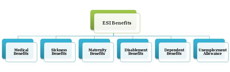 Benefits of ESI Registration in India