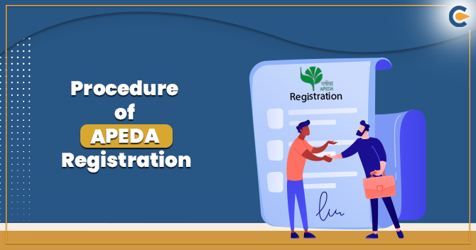 Process of APEDA Registration in India